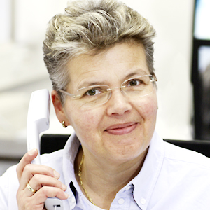 Portrait Anke Conrad-Hohmann