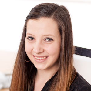 Portrait Emily Beggs