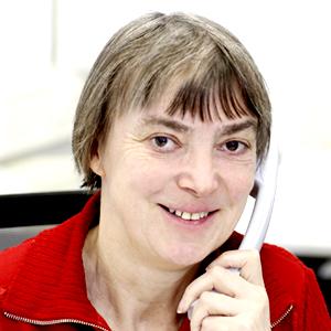 Portrait Rita Algermissen