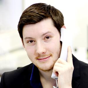 Portrait Sylvain Cantin